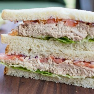 Simple Sandwich Tuna