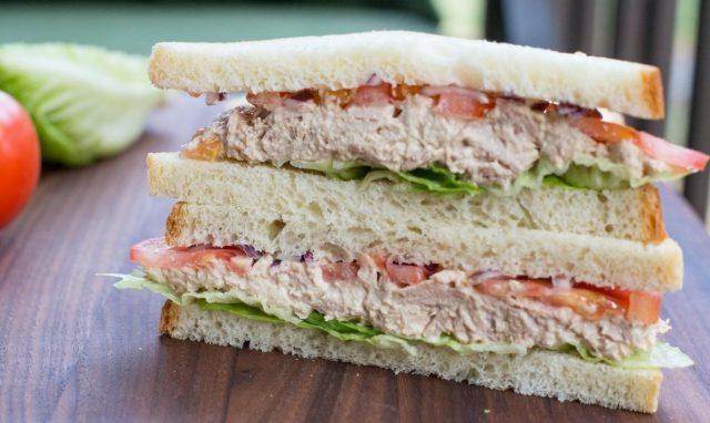 Resepi Sandwich Tuna Yang Sangat Sedap