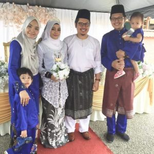 Foto Ally Iskandar Berkahwin Buat Kali Ke 2