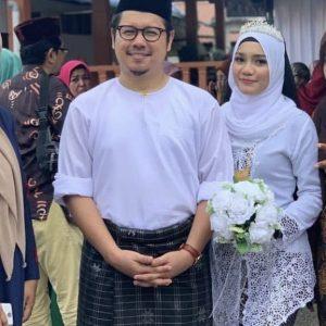 Gambar Majlis Ally Iskandar Berkahwin Buat Kali Ke 2