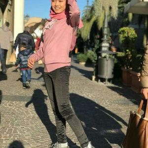 Gaya Fesyen Kasual Liya Maisarah