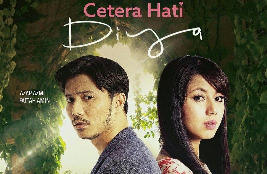 Poster Drama Cetera Hati Diya