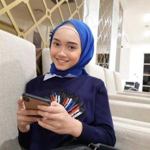 Remaja Comel Malaysia Liya Maisarah