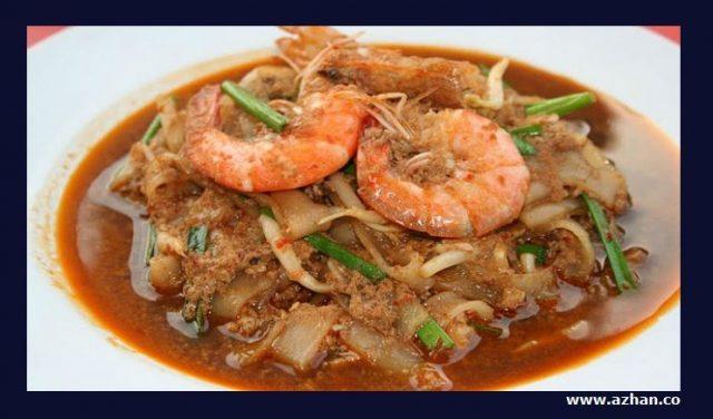 Resepi Char Kuey Teow (CKT), Simple dan Sedap