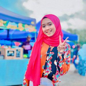 Selfie Liya Maisarah
