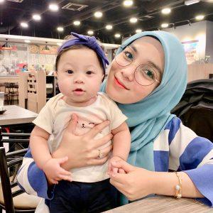 Anissa Faizul Dan Baby Ainul Mardhiah