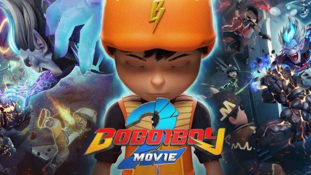 BoBoiBoy The Movie 2 – Sinopsis & Tarikh Tayangan