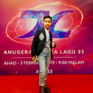 Jay Nazif Ketika Menghadiri AJL TV3