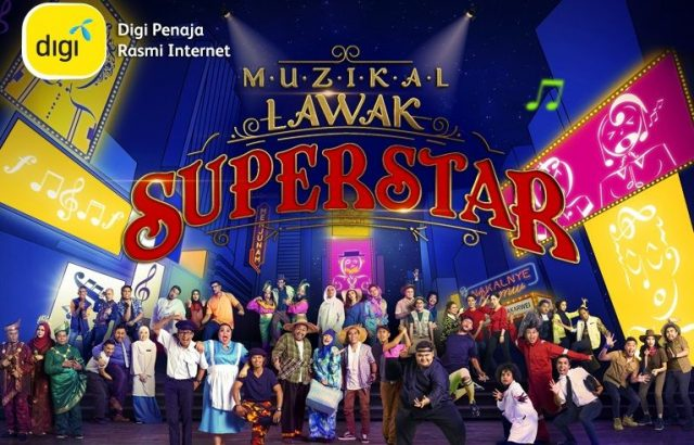 Muzikal Lawak Superstar 2019 (Astro Warna)