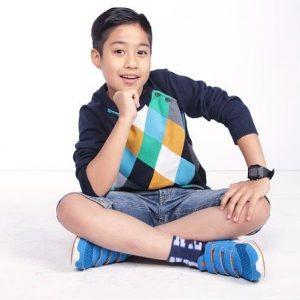 Pelakon Cilik Jay Nazif (Watak Dalam Drama Mak Cun)