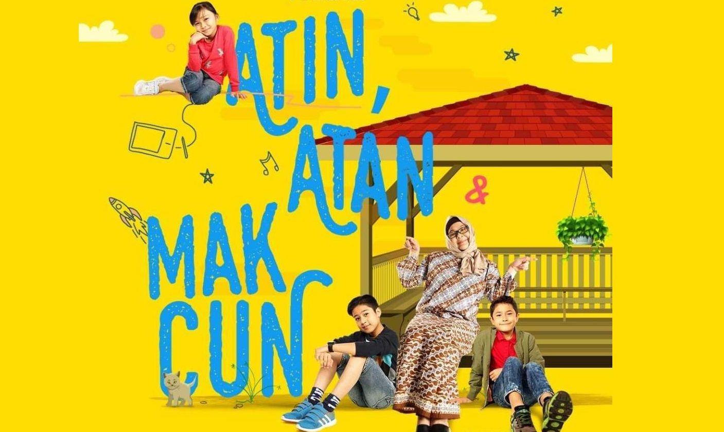 Poster Drama Atin, Atan & Mak Cun (Mak Cun 5)