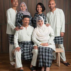 Fariz Jabba Family Photo