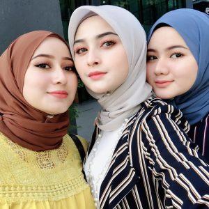 Foto Adik Beradik Syima Beauty