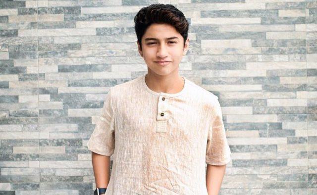 Biodata Firdaus Ghufran, Pelakon Remaja Sedang Meningkat Naik