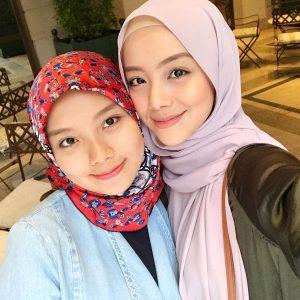 Mira Filzah Siblings