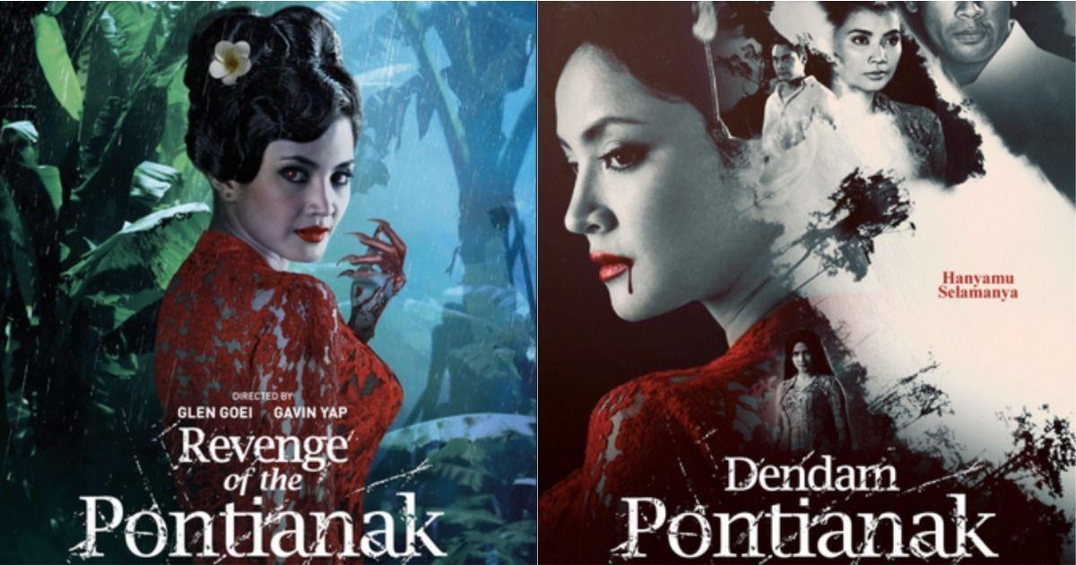 Poster Dendam Pontianak