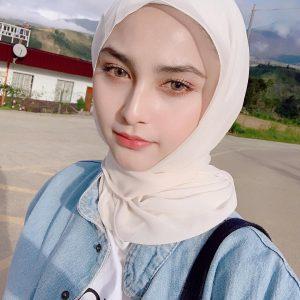 Syima Gadis Kulit Wajah Flawless