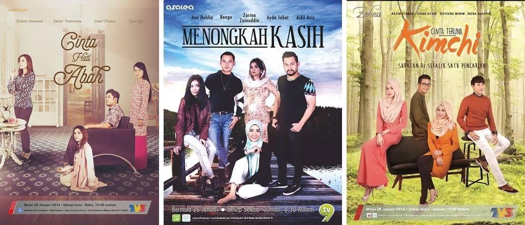 Senarai Drama Tv Malaysia