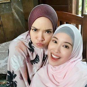 Aksi Manja Syamim Farid Dan Nora Danish