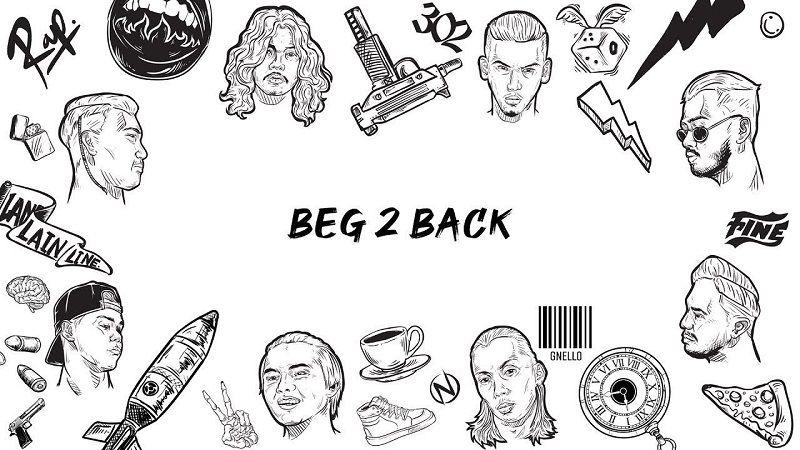 Beg 2 Back K Clique