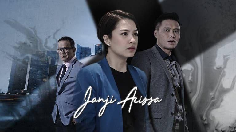 Drama Janji Arissa (Poster)