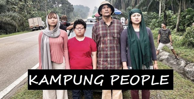 Drama Kampung People (TV3)