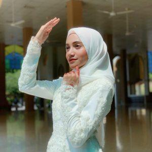 Foto Fara Nadiah Bertudung