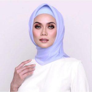 Model Hijab Natrah Khalid