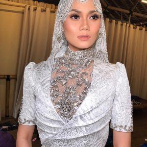 Natrah Khalid Fesyen Ala Cleopatra