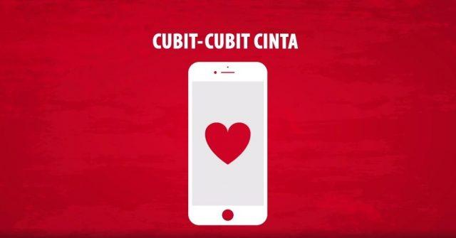 Telefilem Cubit-Cubit Cinta (Astro Citra)