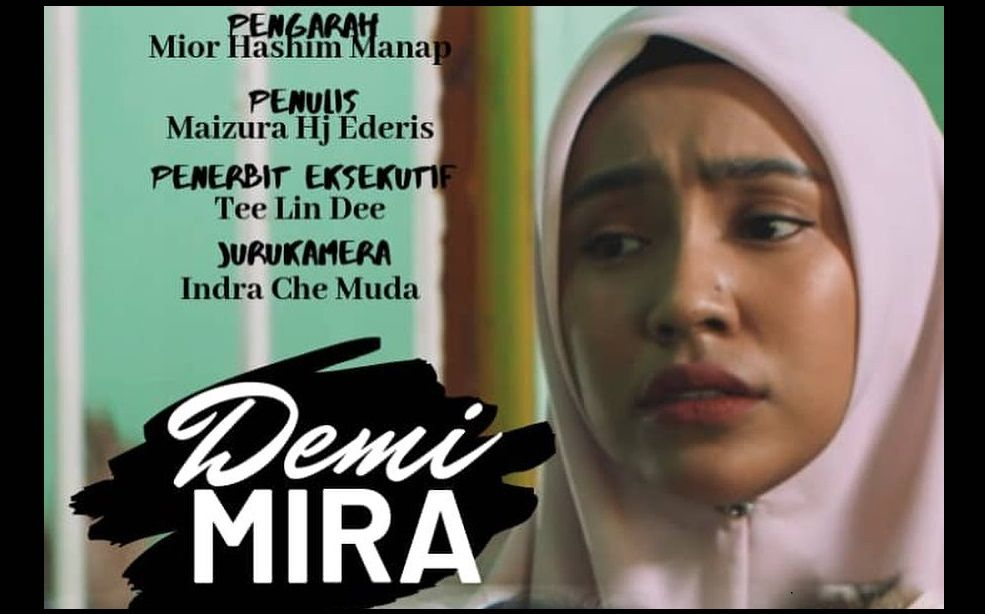 Poster Demi Mira