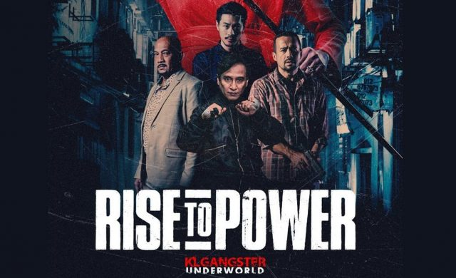 Rise To Power (iflix)