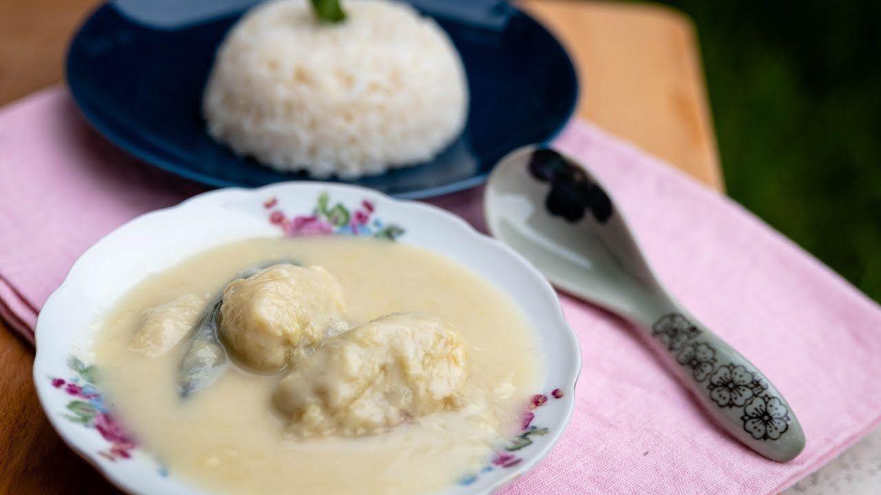 Serawa Durian Dan Pulut Kukus