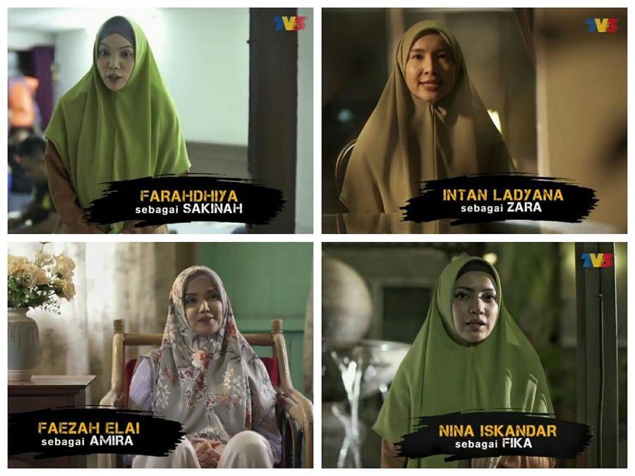 Sinopsis Drama RUMAH SITI KHADIJAH TV3 FULL