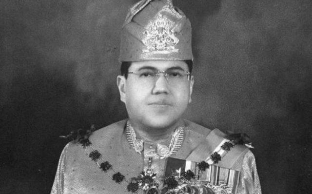 Sultan Ismail Petra Mangkat