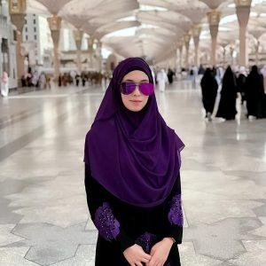 Syamim Farid Buat Umrah