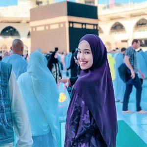 Syamim Farid Depan Kaabah