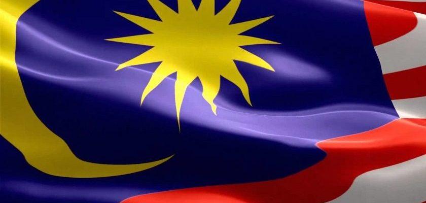 Bendera Malaysia Berkibar