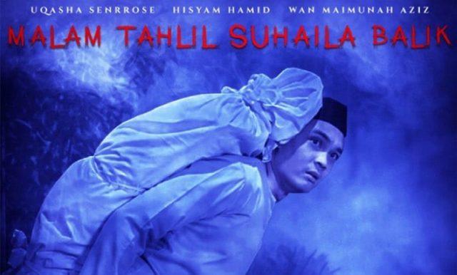 Telefilem Malam Tahlil Suhaila Balik (Astro)