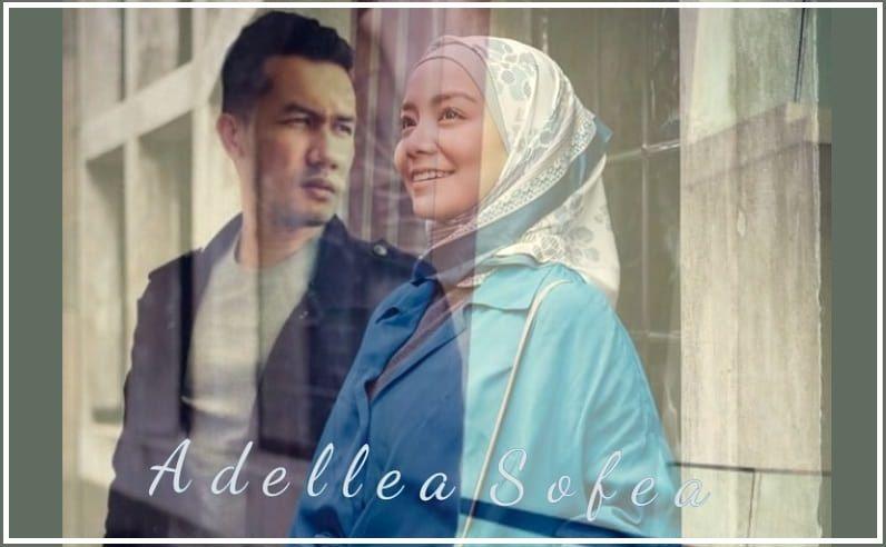 Poster Drama Adellea Sofea