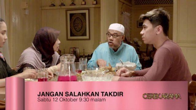 Telefilem Jangan Disalahkan Takdir (TV3)