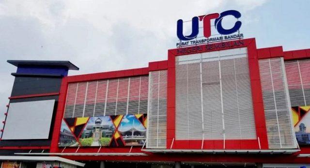 Lokasi dan Alamat UTC (Urban Transformation Centre) Seluruh Malaysia
