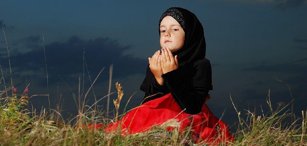 Budak Kecil Berdoa - Amalan Murah Rezeki