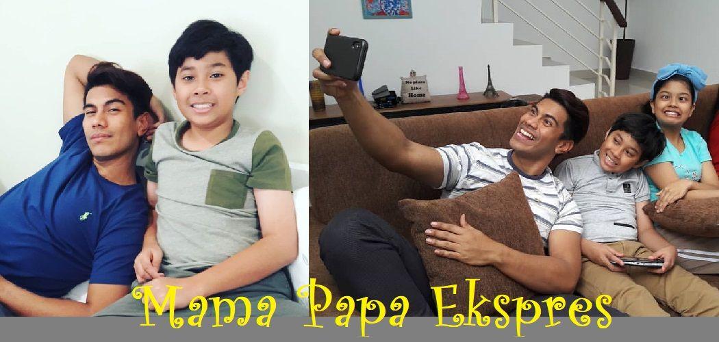 Drama Mama Papa Ekspres TV3