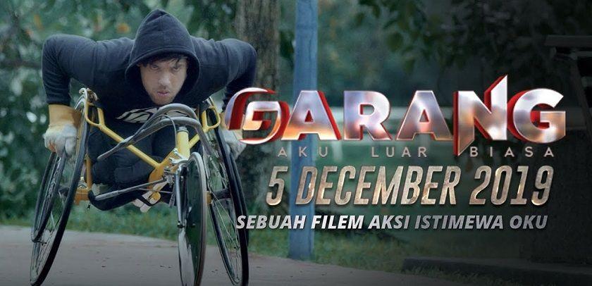 Filem Garang Header