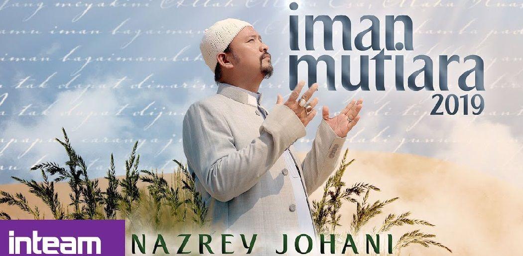 Iman Mutiara 2019 Nazrey Johani