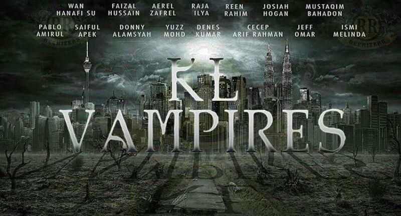 Filem KL Vampires (2019) | Azhan.co