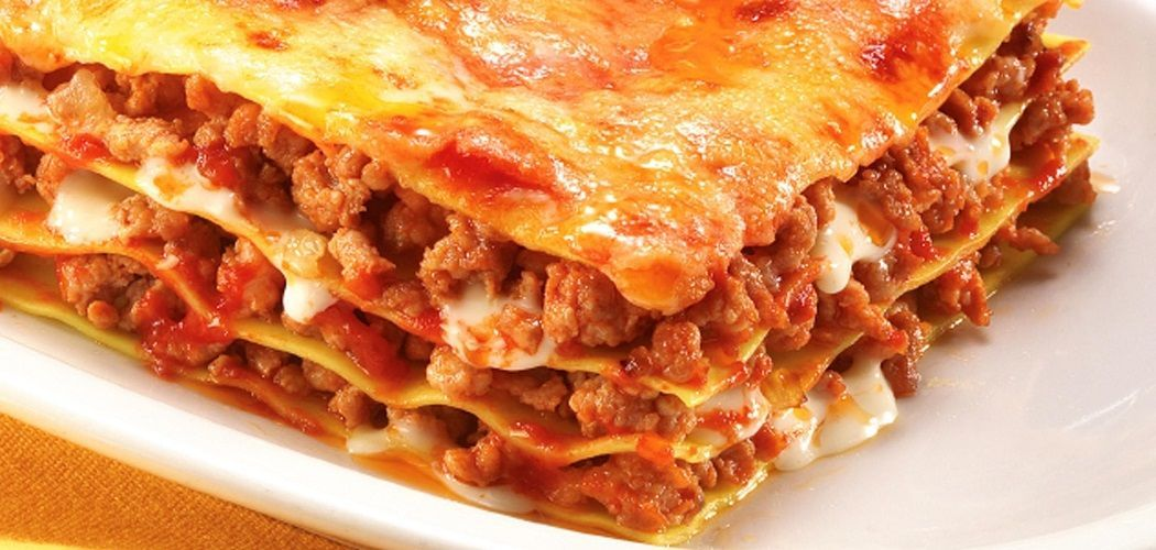 Lasagna Chese Leleh