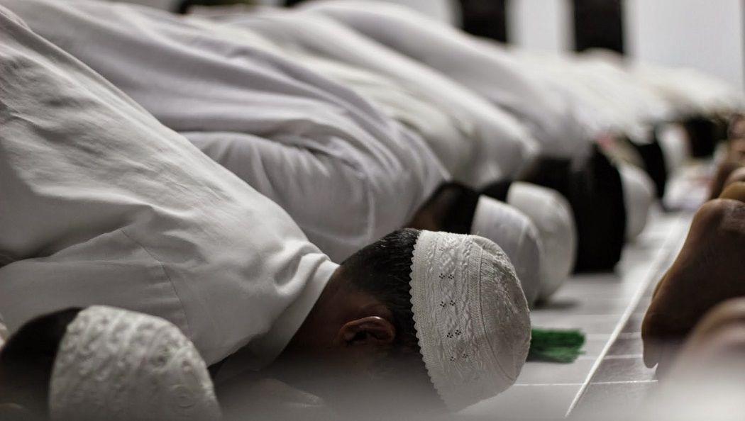 Niat Solat Jumaat Di Masjid