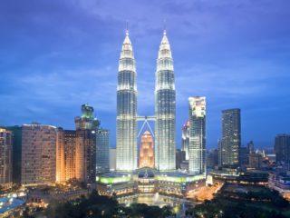 Petronas KLCC Tower Wallpaper HD